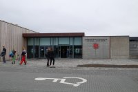 Visitor center of Thingvellir