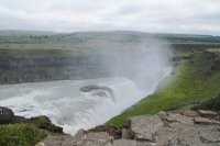 Gullfoss, second cascade